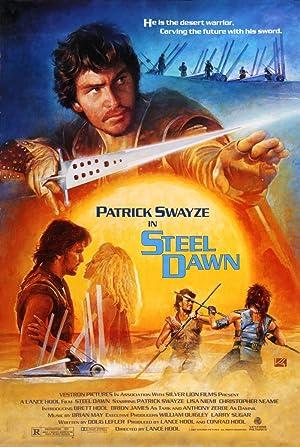 Where to stream Steel Dawn