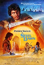 Steel Dawn (1987) Poster - Movie Forum, Cast, Reviews