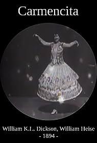 Carmencita (1894) Poster - Movie Forum, Cast, Reviews