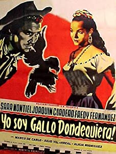 Full movie downloads online for free Yo soy gallo dondequiera!.. by [mp4]