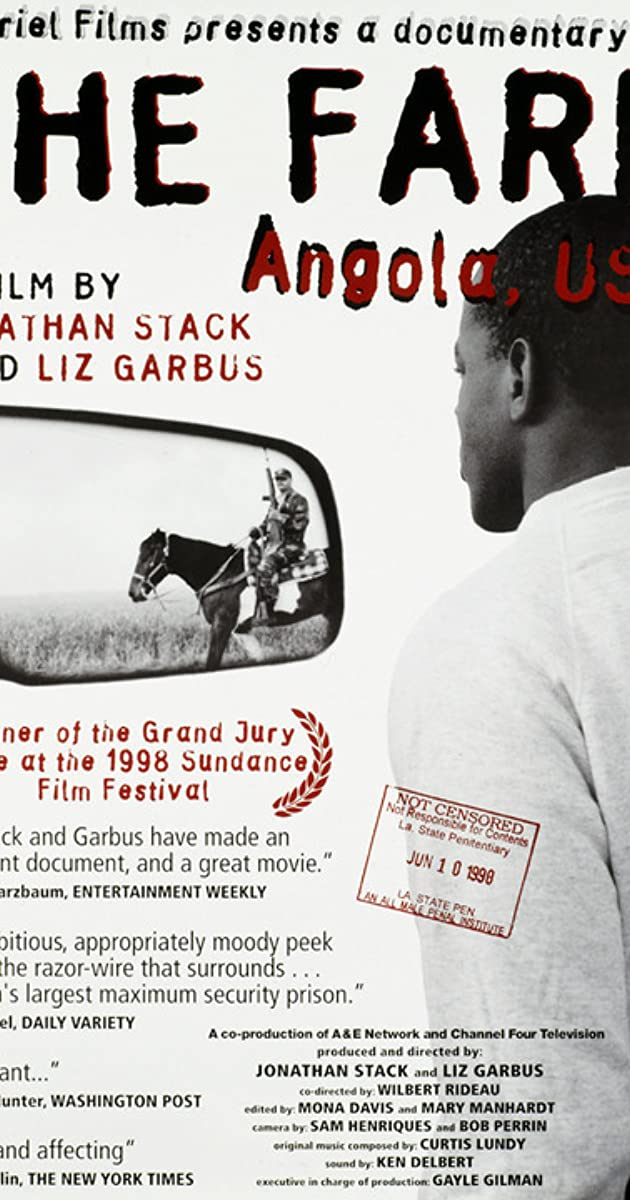 The Farm: Angola, USA (1998) - IMDb