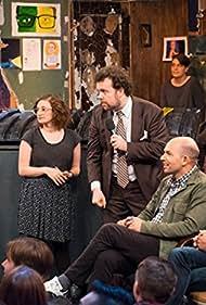 Hallie Bulleit, Chris Gethard, Shannon O'Neill, Bethany Hall, David Bluvband, Murf Meyer, Alex Clute, Bill Florio, and Mike Yannich in The Chris Gethard Show (2015)