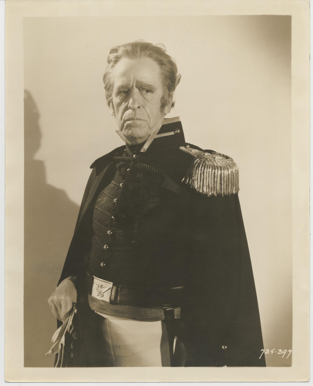 Edward Ellis in Man of Conquest (1939)