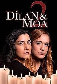 Dilan Apak and Moa Lundqvist in Sagan om Dilan och Moa (2018)