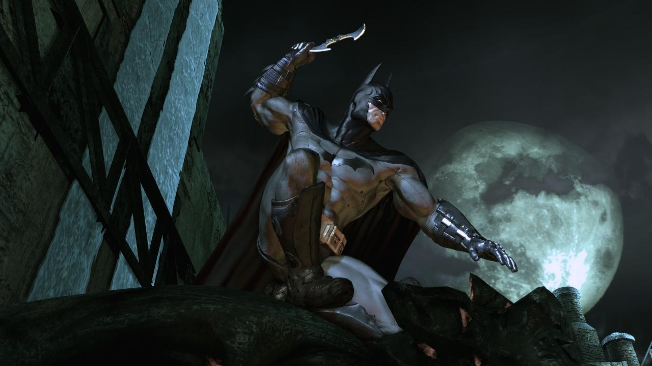 batman arkham asylum download pc