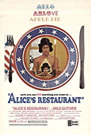 Alice's Restaurant (1969) Poster - Movie Forum, Cast, Reviews