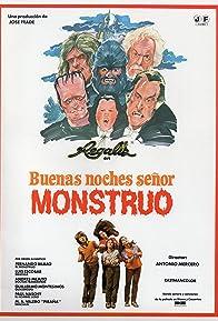 Primary photo for Buenas noches, señor monstruo