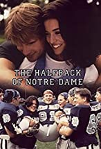 Primary image for The Halfback of Notre Dame