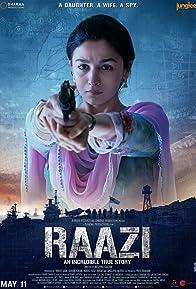 Primary photo for Raazi