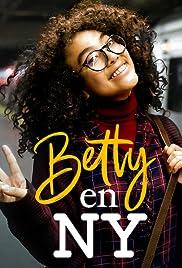 Betty en NY Poster