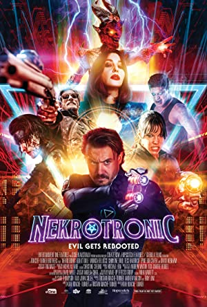 Nekrotronic Full Movie in Hindi (2018) Download | 480p (250MB) | 720p (900MB)