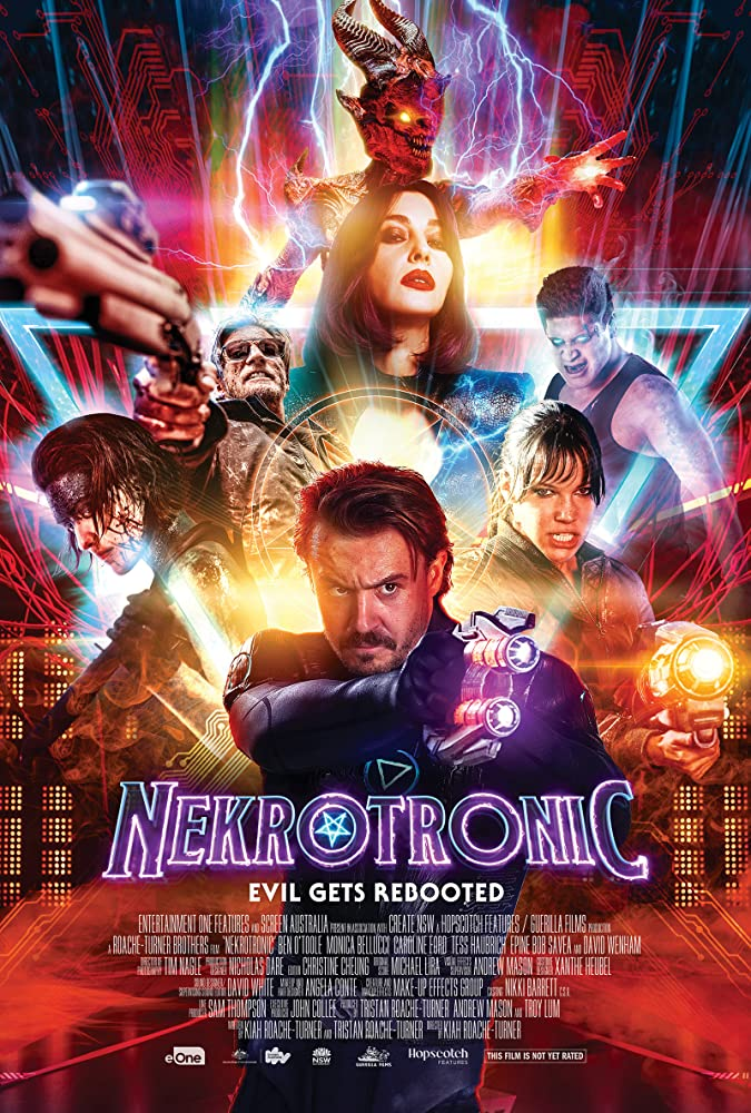 Nekrotronic 2019 English 720p HDRip 800MB
