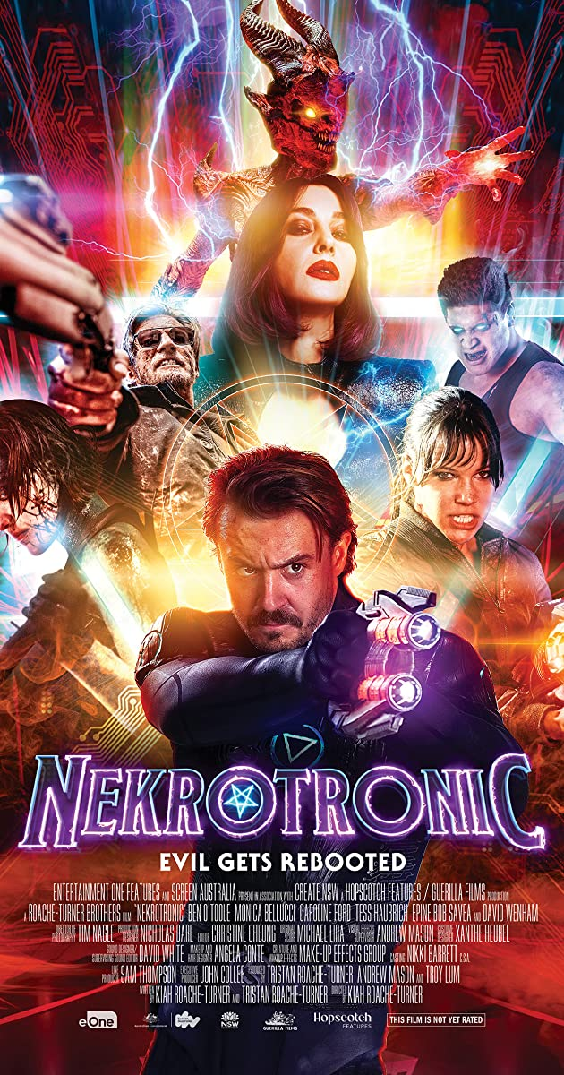 Nekrotronic (2019) Subtitles