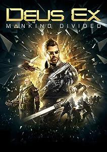 Watching x264 movies Deus Ex: Mankind Divided [[movie]