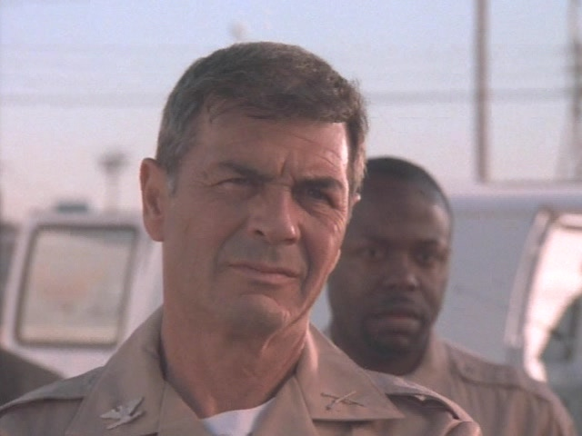 Robert Forster in Demolition University (1997)