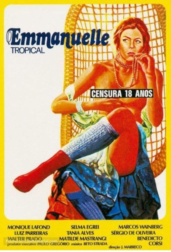 Emanuelle Tropical (1977) - IMDb