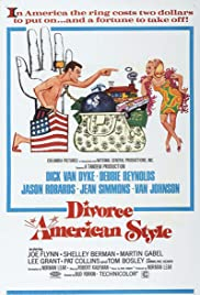 Divorce American Style (1967) Poster - Movie Forum, Cast, Reviews
