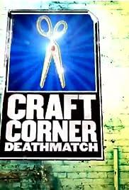 Craft Corner Deathmatch Poster