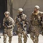 Fernando Chien, Jermaine Love, Rory Markham, Katie Keene, and Bertrand-Xavier Corbi in Rogue Warfare (2019)