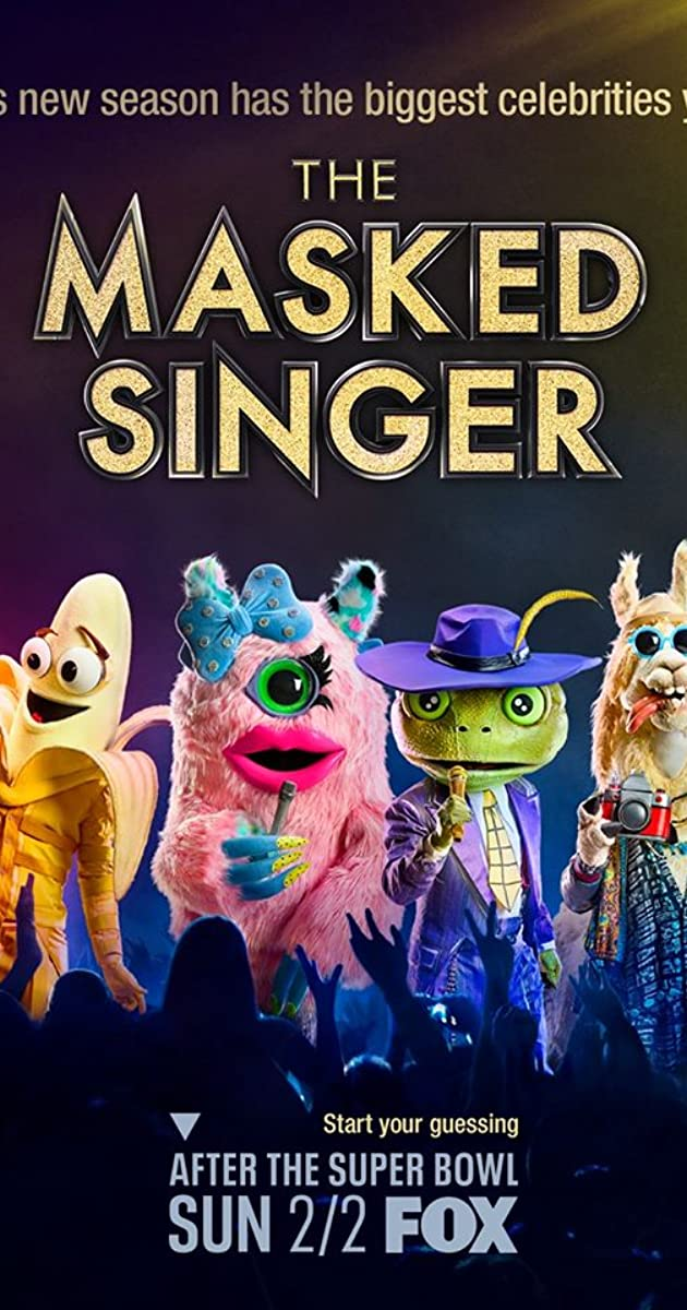 Download The Masked Singer or watch streaming online complete episodes of  Season 1 in HD 720p 1080p using torrent