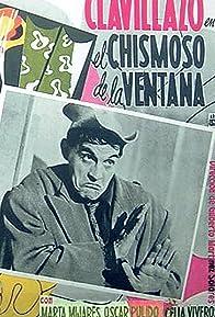 Primary photo for El chismoso de la ventana