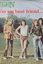 Queen: You're My Best Friend Poster