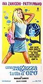 Una ragazza tutta d'oro (1967) Poster