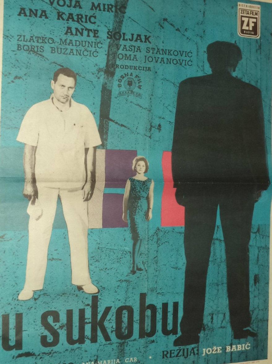 U sukobu (1963)