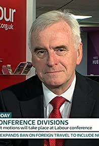 Primary photo for John McDonnell