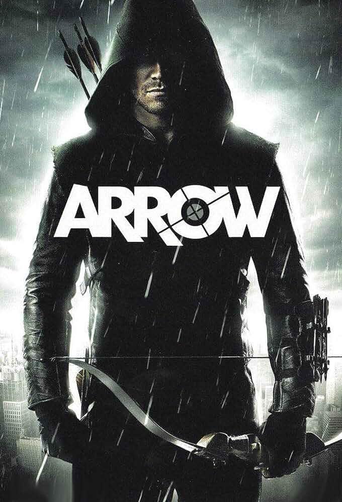 Arrow All Season COMPLETE BluRay 480p 720p 1080p HEVC