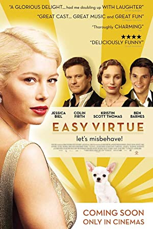 Where to stream Easy Virtue