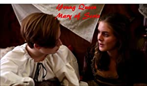 Young Queen Mary of Scots