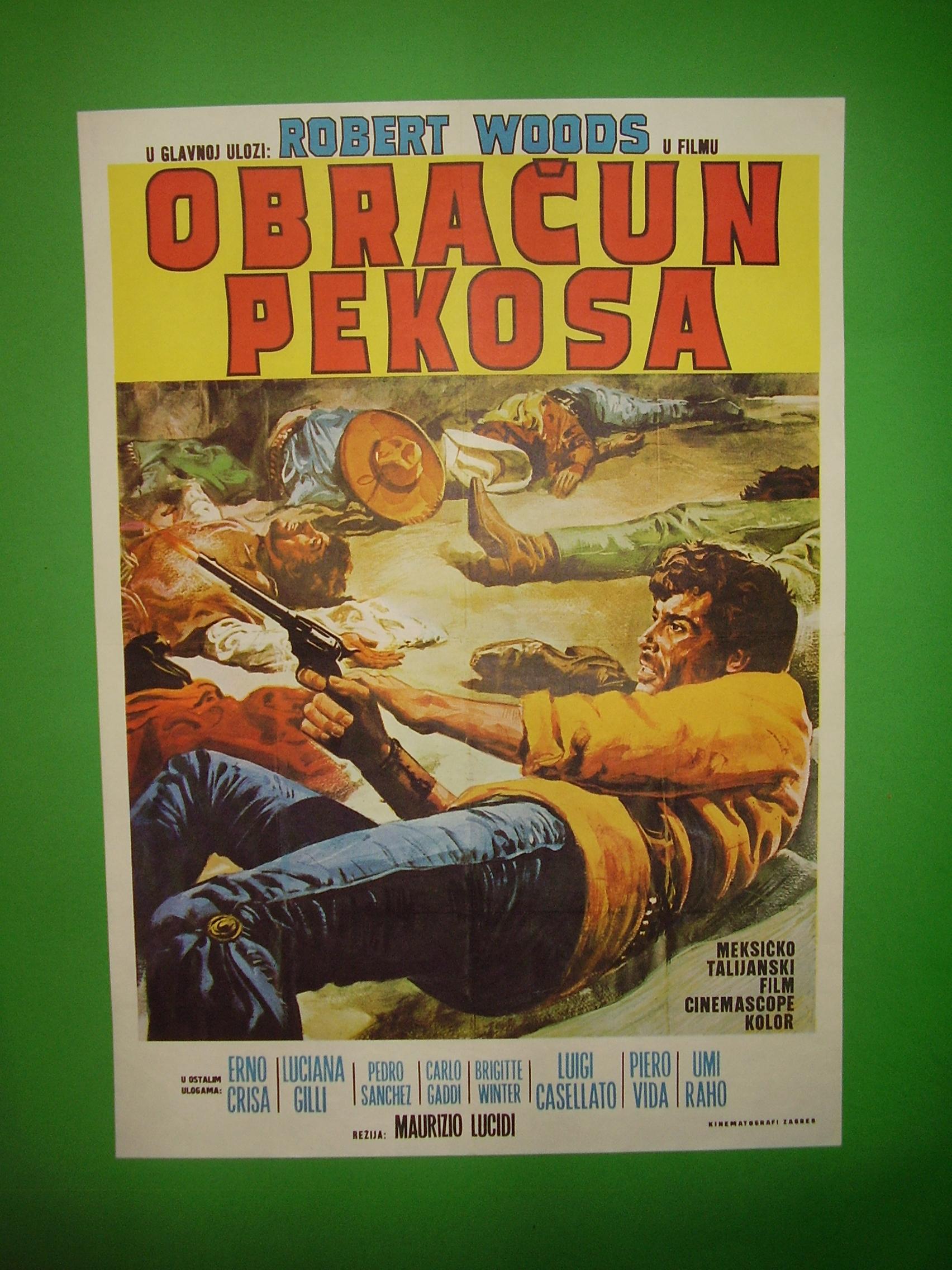Pecos è qui: prega e muori! (1967)