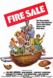 Fire Sale Poster
