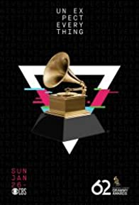 Primary photo for The 62nd Annual Grammy Awards