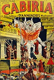 Cabiria (1914) Poster - Movie Forum, Cast, Reviews