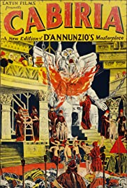 Cabiria (1914) Poster - Movie Forum, Cast, Reviews