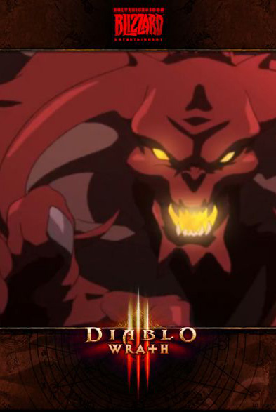 دانلود زیرنویس فارسی فیلم Diablo III: Wrath