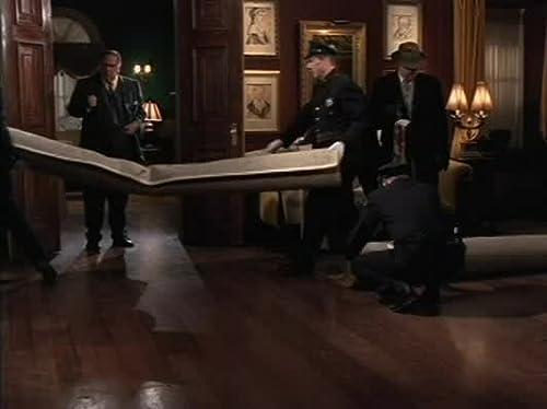 Nero Wolfe: Eeny Meeny Murder Moe