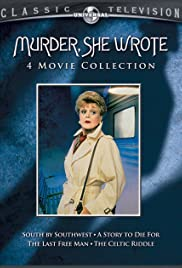 Murder, She Wrote: The Celtic Riddle Poster