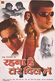 Rehnaa Hai Terre Dil Mein(2001) Poster - Movie Forum, Cast, Reviews