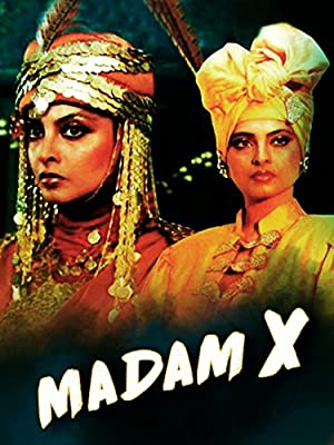 Madam X movie, song and  lyrics