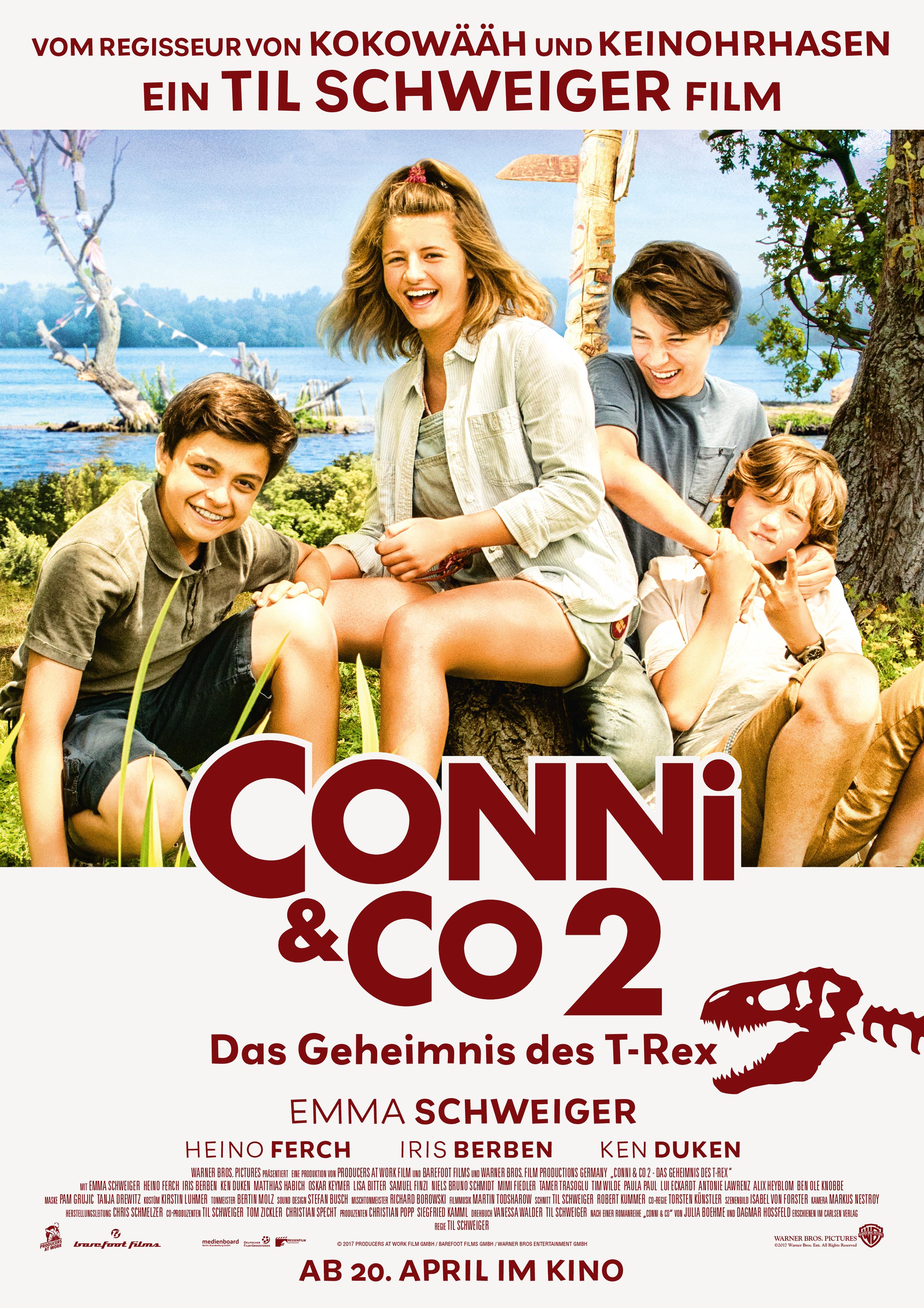 Conni und Co 2 - Das Geheimnis des T-Rex (2017)
