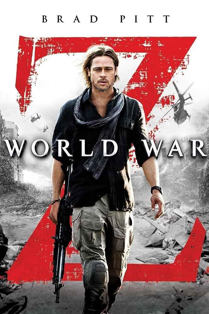 World War Z (2013) Hindi Dubbed