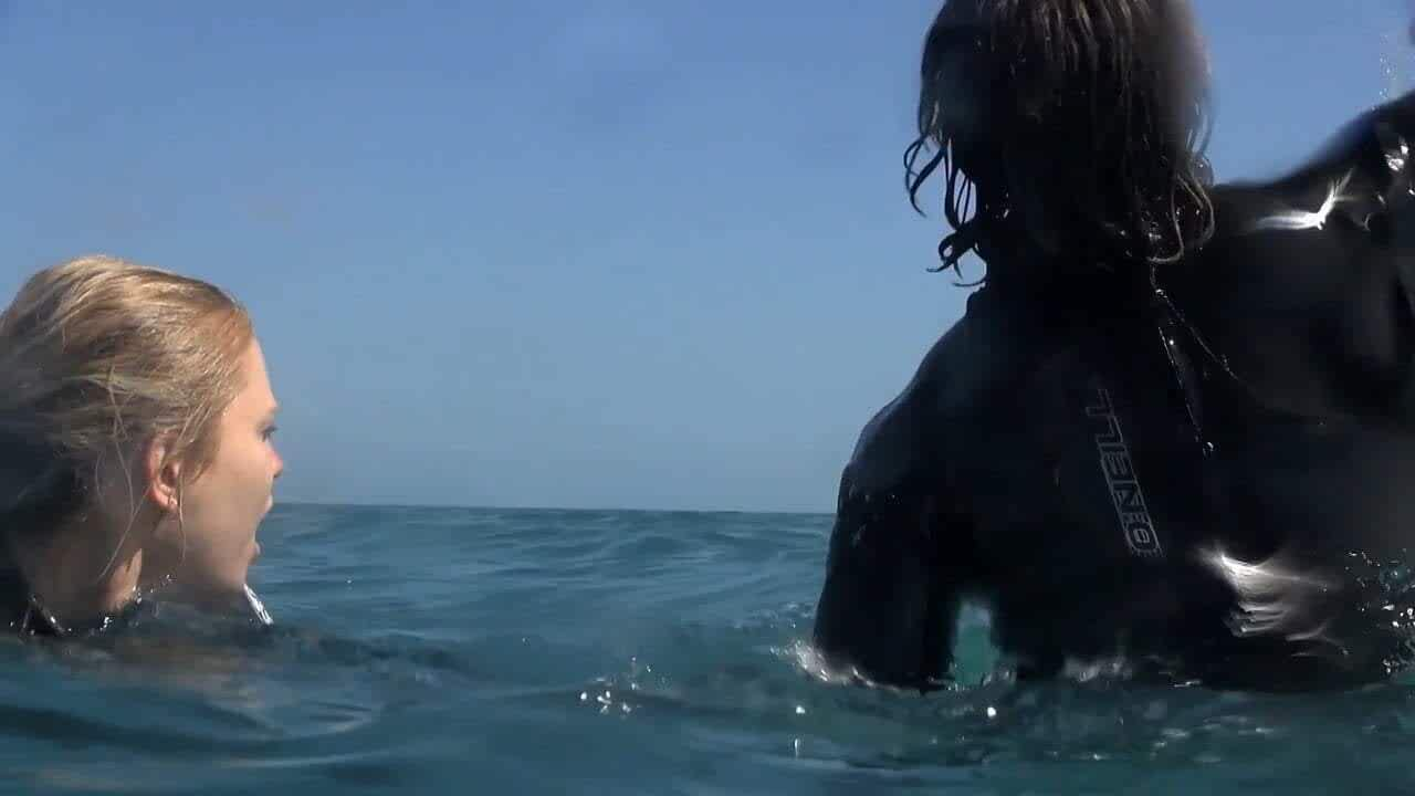 Megan Peta Hill in Open Water 3: Cage Dive (2017)