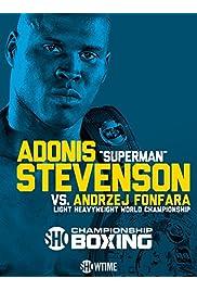 Scb: Stevenson vs. Fonfara I