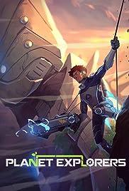 Planet Explorers Poster