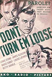 Don't Turn 'em Loose Poster