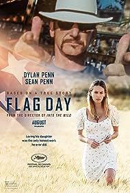 Sean Penn and Dylan Penn in Flag Day (2021)