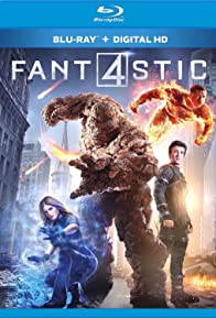 Primary photo for Powering Up: Superpowers of the 'Fantastic Four'